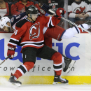 Henrique scores twice, Devils beat Columbus 5-2 The Associated Press