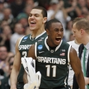 Spartans Final Four-bound after 76-70 OT win over Louisville The Associated Press