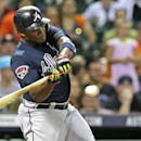 Wood, Justin Upton lead Braves over Astros 4-0 The Associated Press