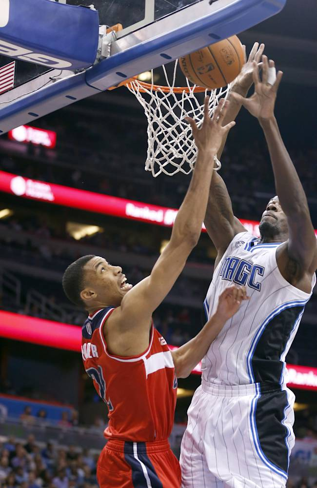 Nene, Beal lead Wizards past Magic, 96-86