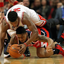 Wizards beat Bulls 101-99 in OT to take 2-0 lead (Yahoo Sports)