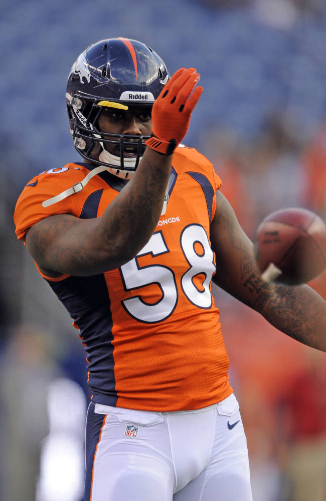 Von Miller stands to lose $2 million