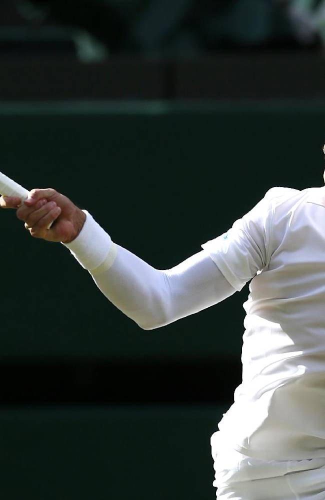 5 things at Wimbledon: Djokovic, Federer, Bouchard