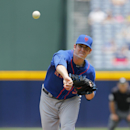 Mets' mix-up ends another no-hit bid for Harvey photo