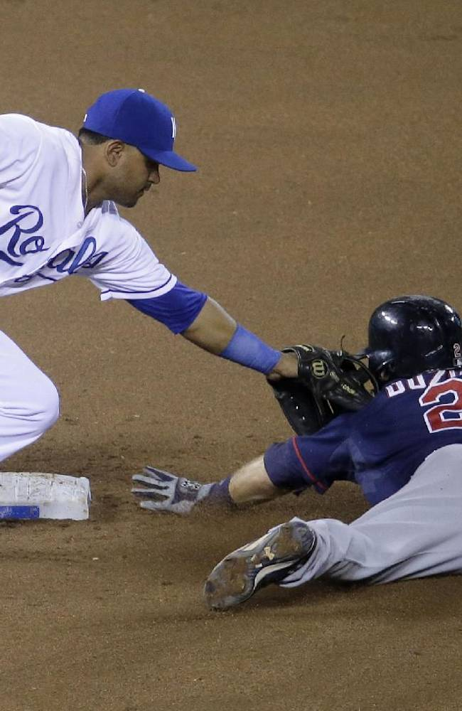 Royals send Colon to Double-A to make room for Nix