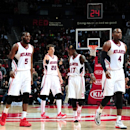 Hawks beat Heat 99-86, clinch top seed in Eastern Conference The Associated Press