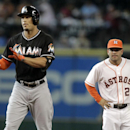 Stanton, Valdespin power Marlins over Astros 7-3 The Associated Press