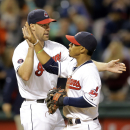 Murphy's double leads Bauer, Indians over Astros 4-2 The Associated Press