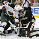 Perry, Getzlaf lead Anaheim Ducks past Wild, 2-1 The Associated Press