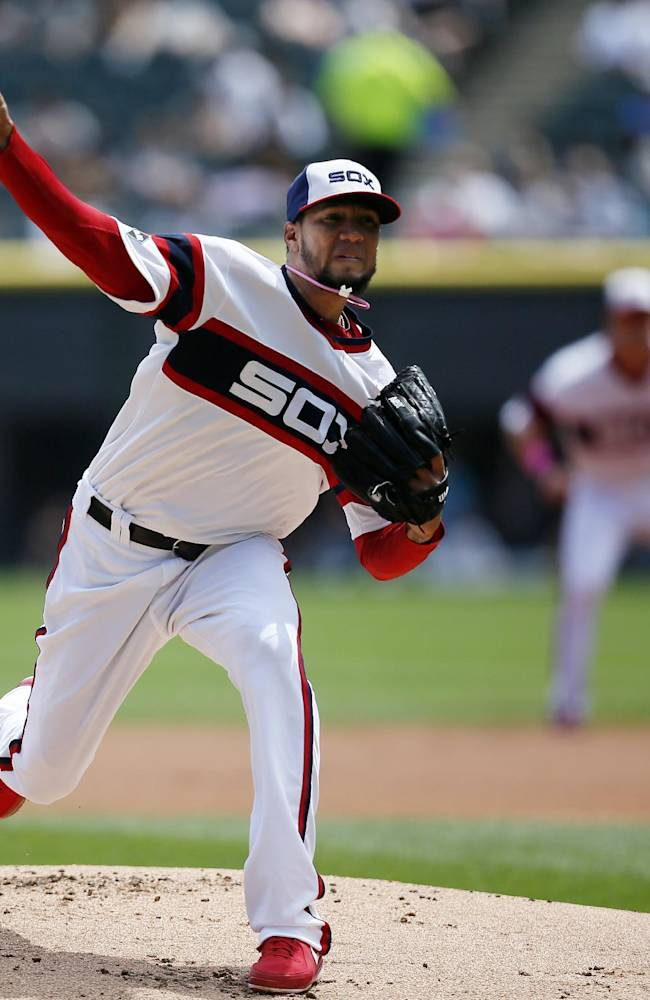 Ventura unhappy, White Sox lose 5-1 to D-backs