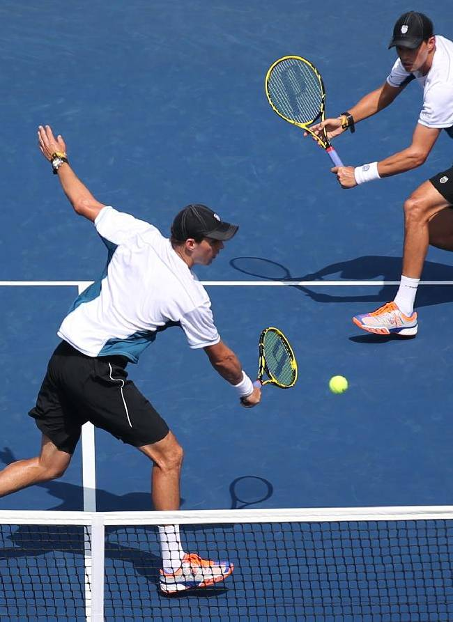 Bryan brothers win 5th US Open title, 16th major