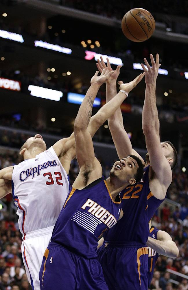 Suns blitz Clippers 107-88 with Dragic's 26 points