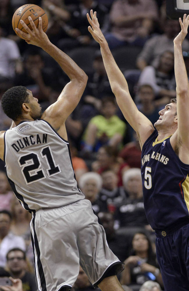 Around the NBA: The unstoppable Spurs keep rolling