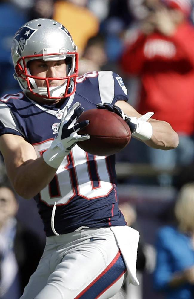 Amendola shrugs off comparisons with Welker