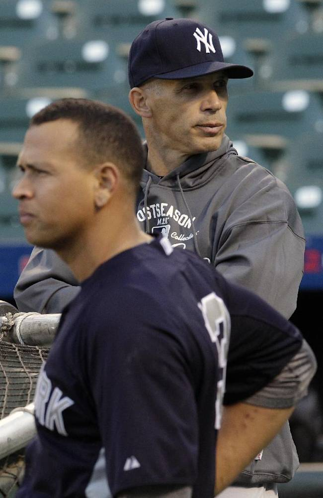AP source: A-Rod scheduled for interview with MLB