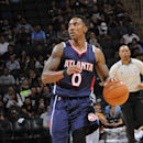 Teague helps Hawks beat Spurs 117-107 The Associated Press