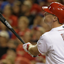 Bruce helps Reds overcome his error, beat Cubs 9-3 The Associated Press