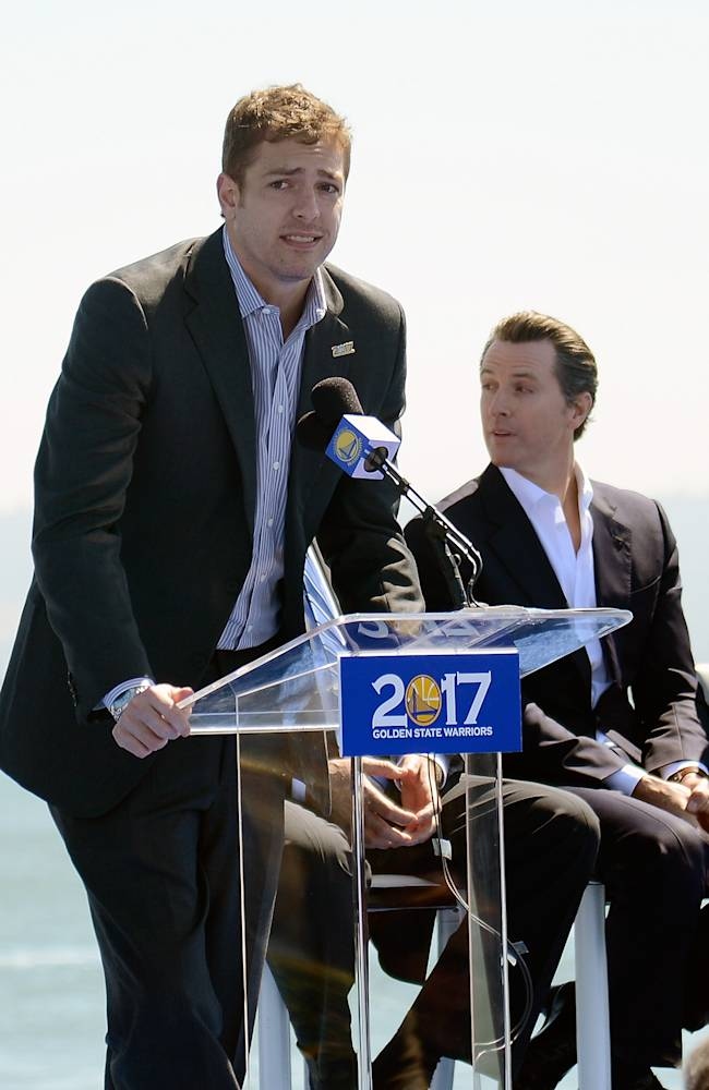 Golden State Warriors Announce Plan To Move To San Francisco