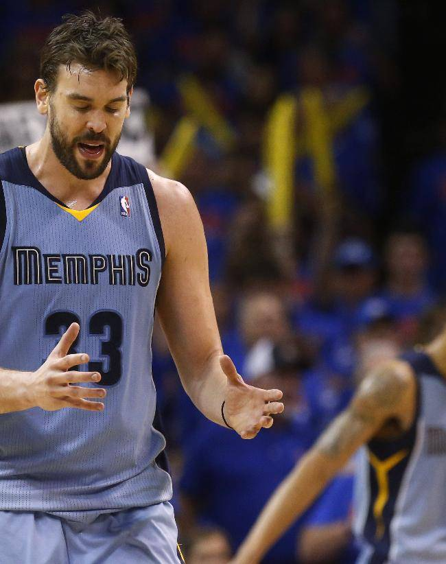 Banged-up Grizzlies finally run out of comebacks