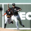 Miami Marlins v Boston Red Sox Getty Images