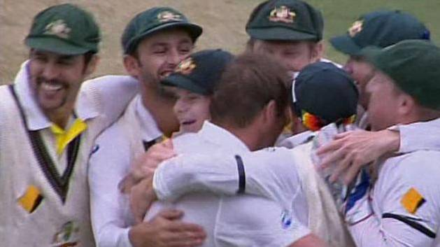 Australia Stemroll To 2-0 Ashes Lead