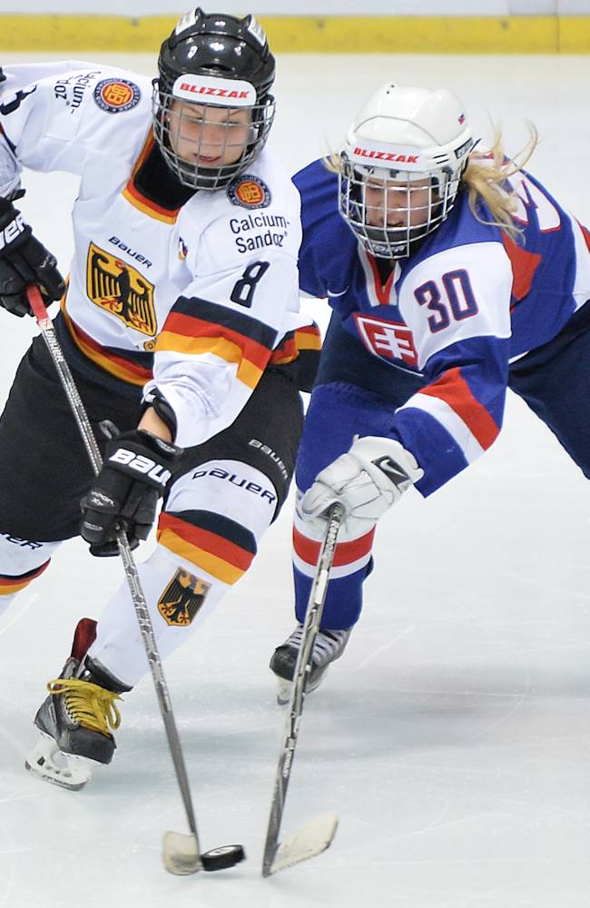 Ice Hockey Women's 5 Nations Tournament - Day 3