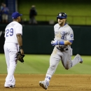 Gordon homers in 10th to give Royals 7-6 win over Rangers The Associated Press