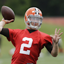 Browns coach expects Johnny to be good The Associated Press