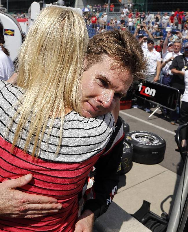 Will Power reflects on near-victory at Indy 500