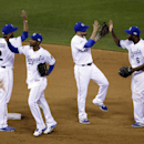 Royals shift Cain to tricky right field for Game 3 The Associated Press