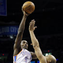 Durant, Ibaka pace Thunder to 95-73 win over Jazz The Associated Press