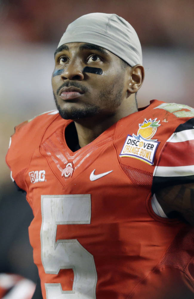 QB Braxton Miller returning to Ohio State