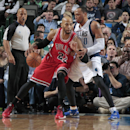 Gibson, Bulls overtake Mavs in 4th for 100-91 win The Associated Press