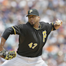 Liriano lead Pirates to 8-4 win, sweep of Tigers The Associated Press