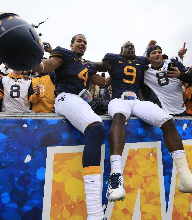 WVU expels 3 students for post-game misconduct