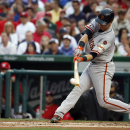Robinson's homer lifts Nats past Giants 2-1 The Associated Press