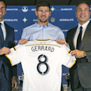 Steven Gerrard eager for sunny new challenges with LA Galaxy The Associated Press