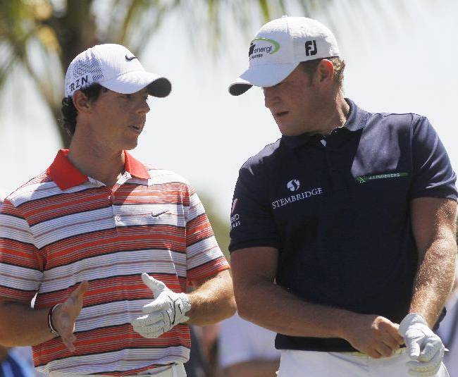 Reed builds 2-shot lead at Doral; Tiger in the mix
