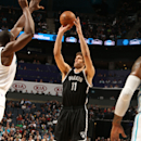 Brook Lopez scores 34, Nets hold off Hornets 91-88 The Associated Press