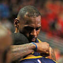 LeBron, Irving both nursing injuries before Game 5 The Associated Press