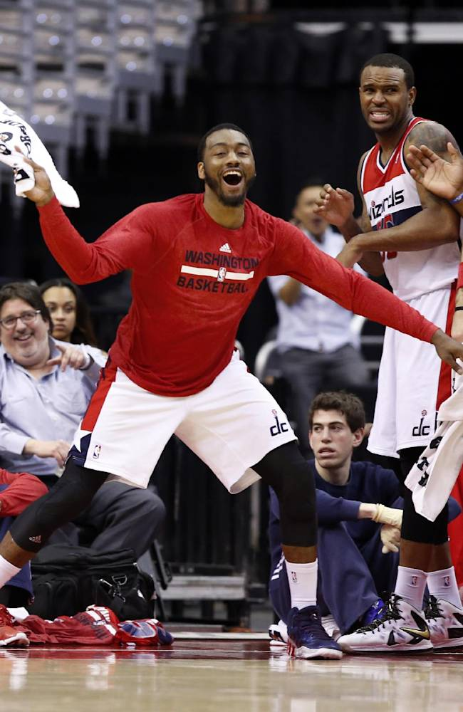 After long, losing road, Wizards are playoff-bound