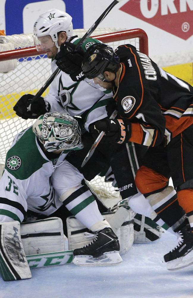 Ducks-Stars Preview
