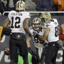 Brees pleased by diversity of Saints' attack The Associated Press