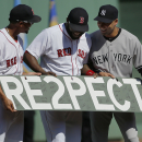 Jeter leaves with hit and 9-5 win over Red Sox The Associated Press