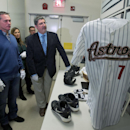 Craig Biggio 'kind of speechless' after Hall of Fame visit The Associated Press