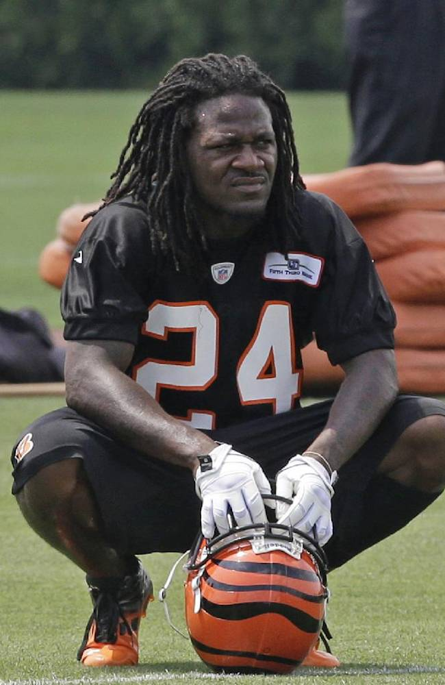 Bengals' Pacman Jones pays disorderly conduct fine