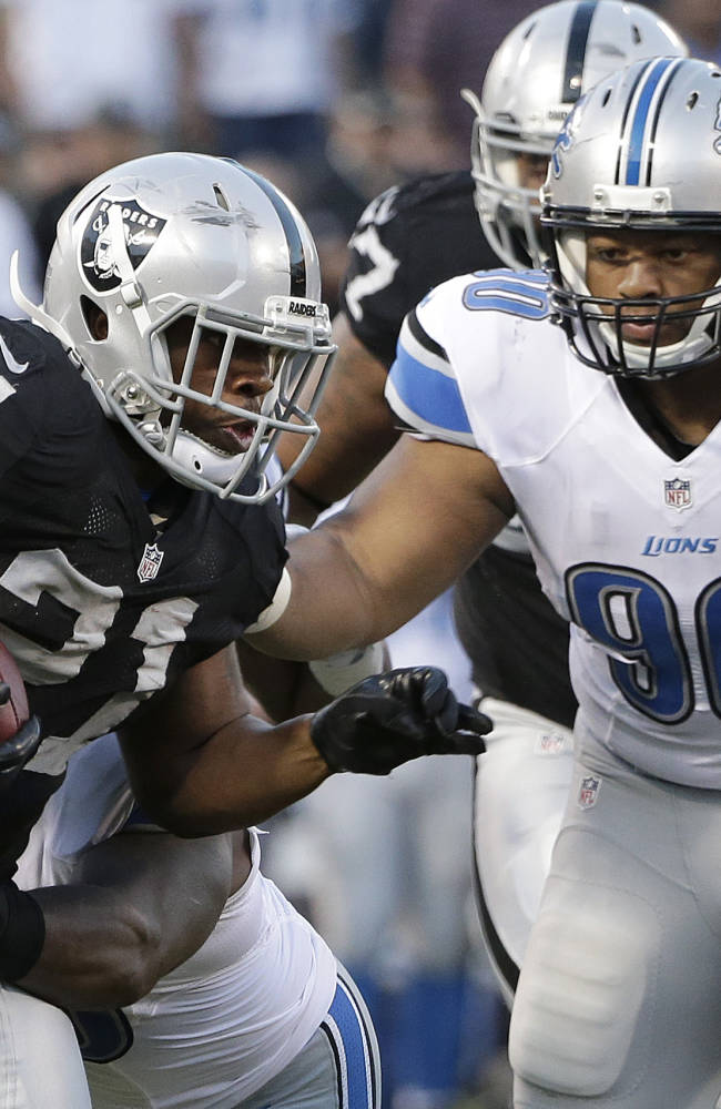 Raiders rally past Lions 27-26