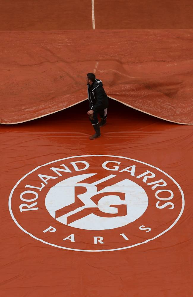 2014 French Open - Day Eleven