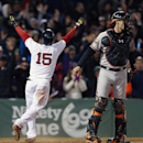 Red Sox rally for 6-5 win over O's The Associated Press