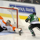 Seguin has 3-goal second, Stars beat Flyers 5-1 The Associated Press